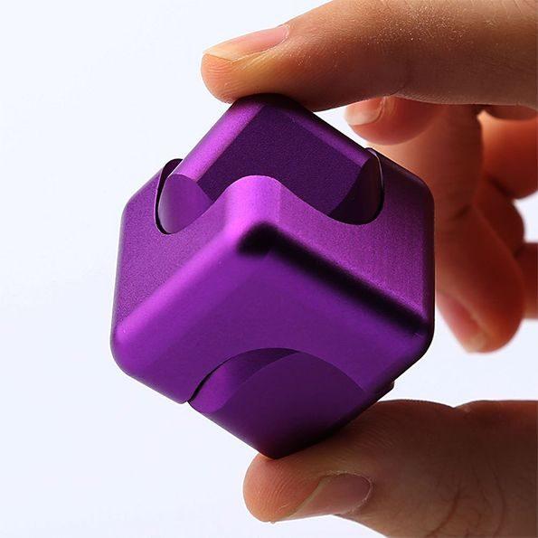 buy cube fidget spinner online 5