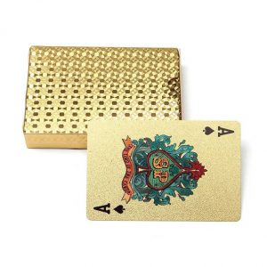 buy 24k gold playing cards online 1