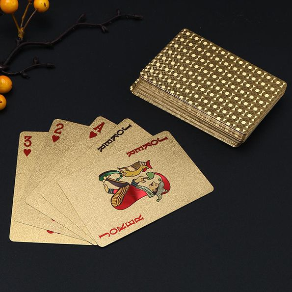 buy 24k gold playing cards online 3